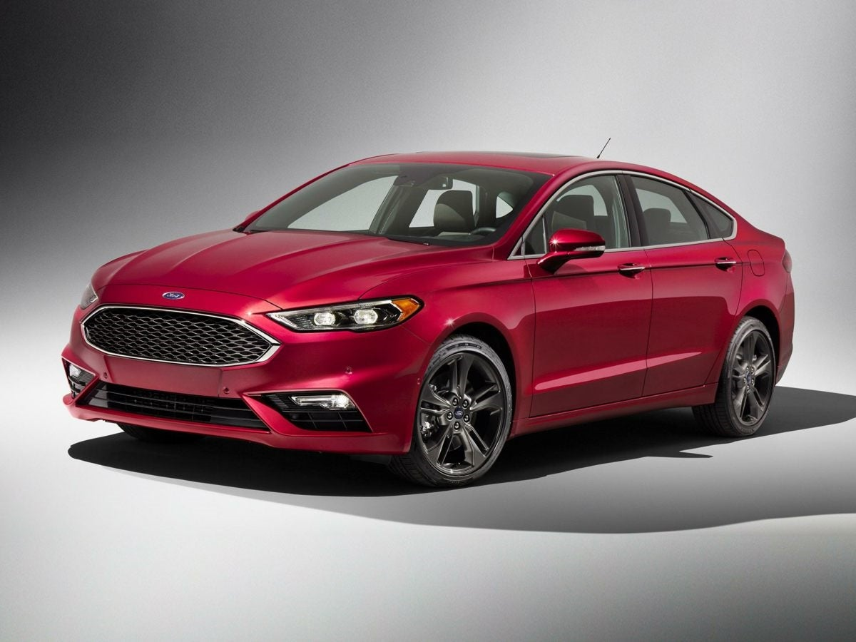 2017 Ford Fusion Se In Sterling Il Kunes Country C B Of